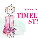 Win a copy of Timeless Style: Dressing Well for the Rest of Your Life by Anna Harvey