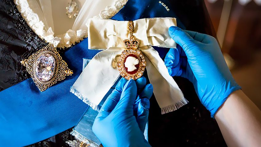 Victoria & Abdul costumes to go on show at Osborne House