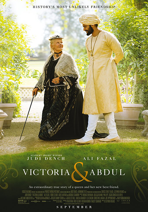 Victoria and Abdul - Credit IMDB