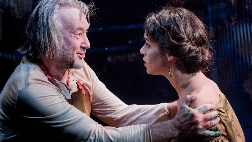 Strindberg is having a psychotic crisis in Paris