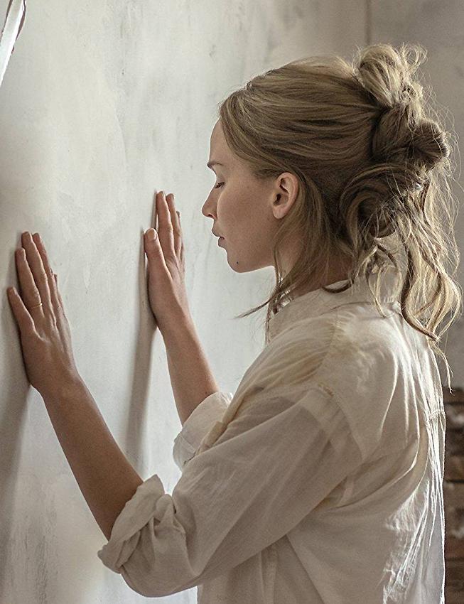 Jennifer Lawrence in Mother! - Credit IMDB