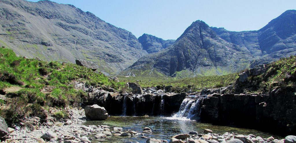 Scotland - Cuillin Mountains - Free for commercial use - No attribution required - Credit Pixabay