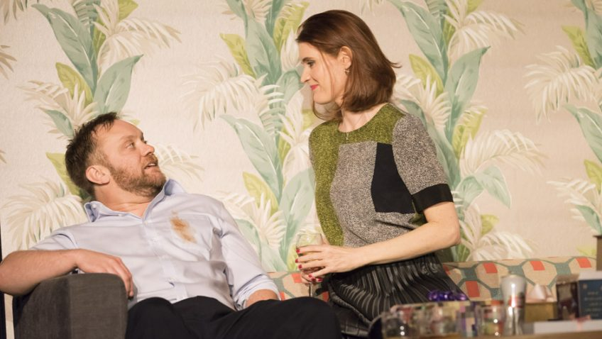 David Eldridge's Beginning is going to be popular with actors and audiences