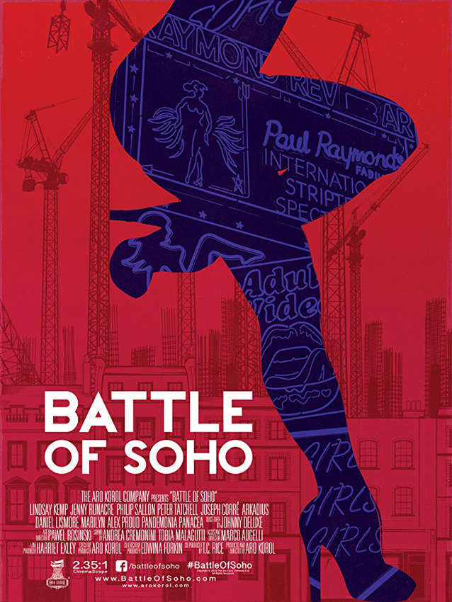 Battle for Soho - Credit IMDB