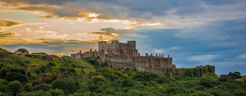 Dover Castle, Kent - Copyright English Heritage