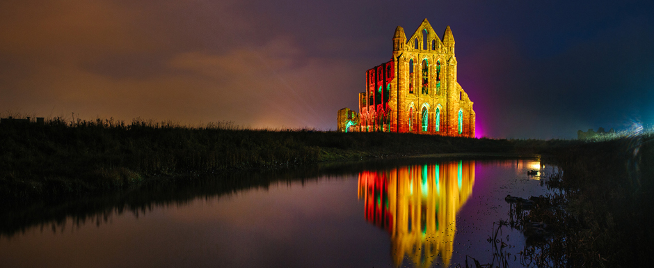 Whitby Abbey, North Yorkshire - Copyright English Heritage