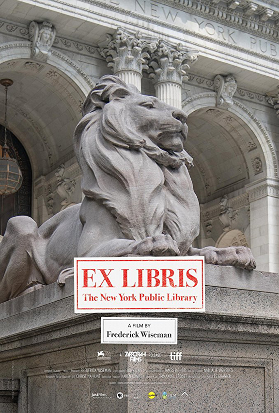 Ex-Libris The New York Public Library