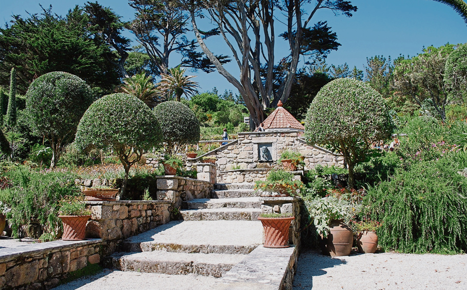 Isles of Scilly - Gardens