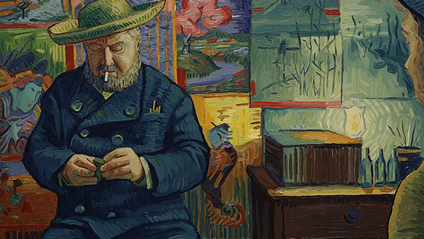 Loving Vincent – the world's first fully painted feature film!