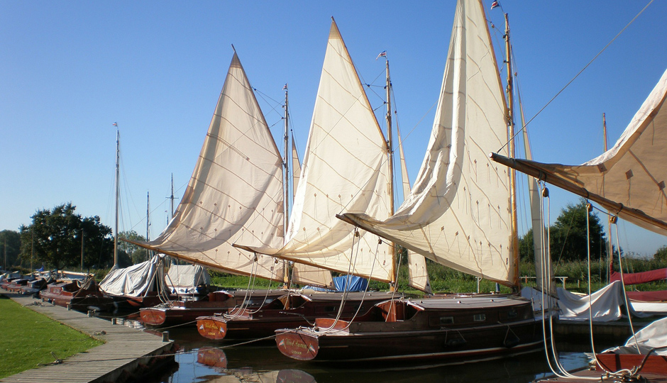 Norfolk Broads - Sailing boats - Free for commercial use No attribution required - Credit Pixabay