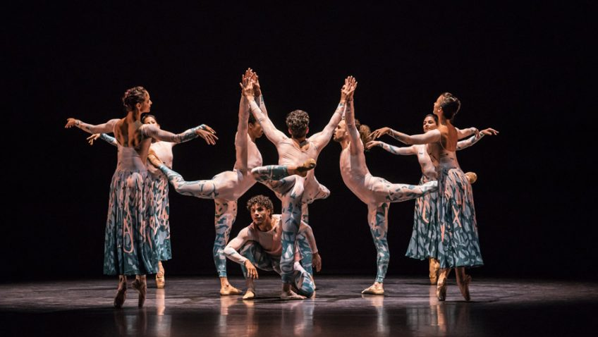 Carlos Acosta Danza Debut is touring the UK