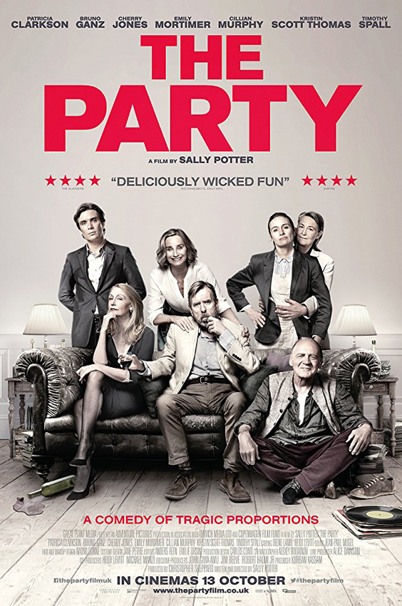 The Party - Credit IMDB