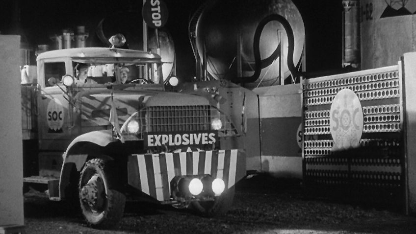The Wages of Fear, one of the great suspense thrillers