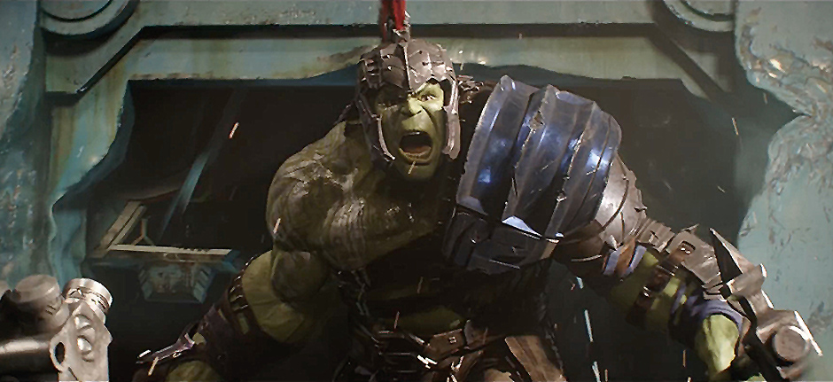 Mark Ruffalo in Thor: Ragnarok - Credit IMDB