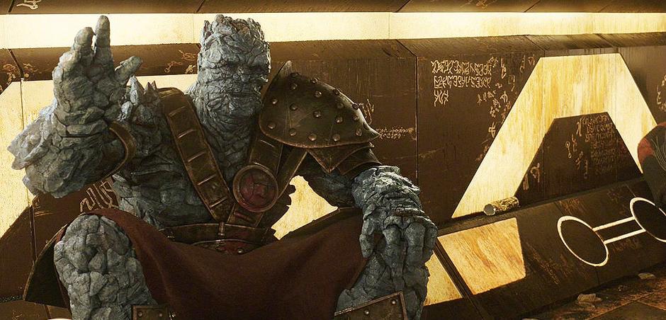 Taika Waititi in Thor: Ragnarok - Credit IMDB