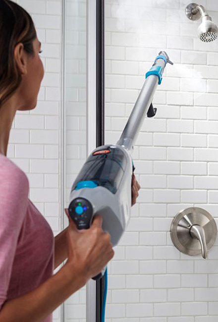 VAX Steam Fresh Power Plus - Cleaning shower
