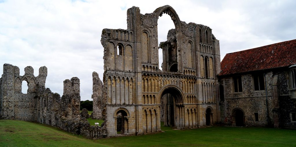 Castle Acre Priory - Norfolk - Free for commercial use No attribution required - Credit Pixabay