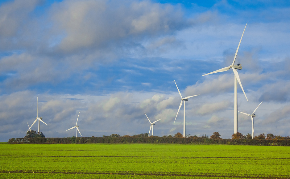 Norfolk - Wind turbines - Free for commercial use No attribution required - Credit Pixabay