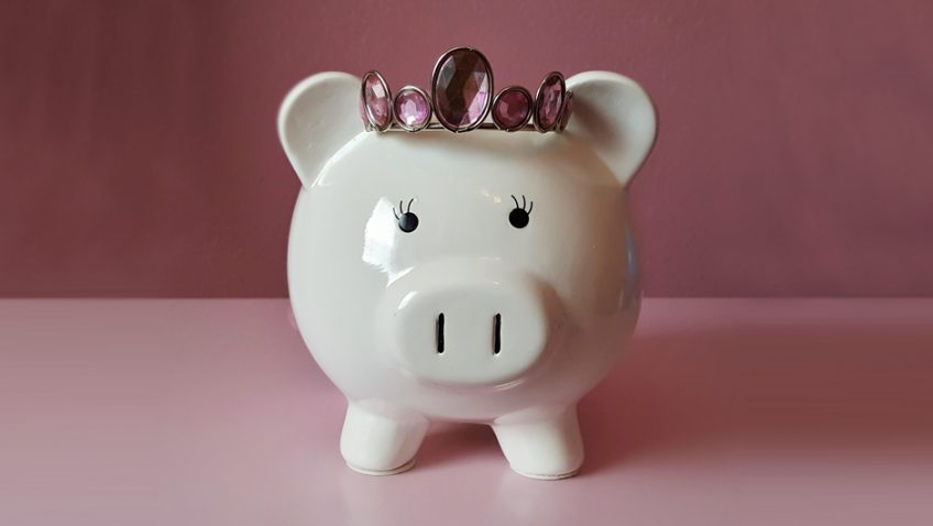 Saving for my daughter's future – what's the point?