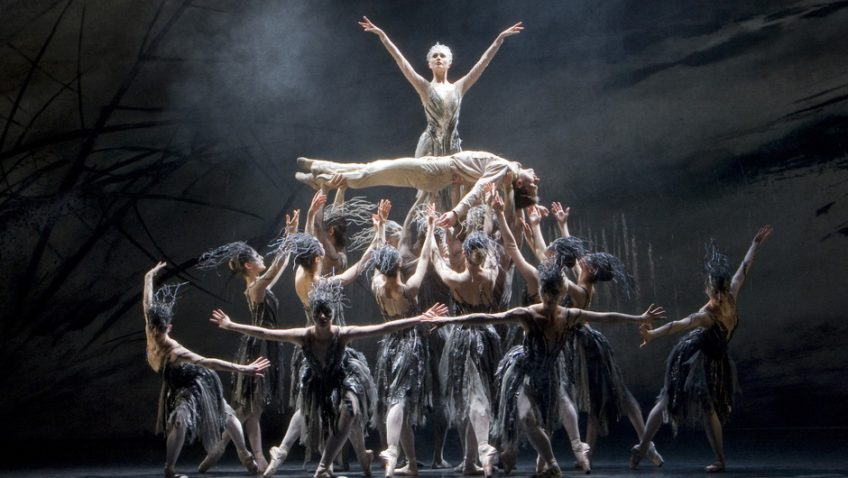 Three one-act ballets by Birmingham Royal Ballet