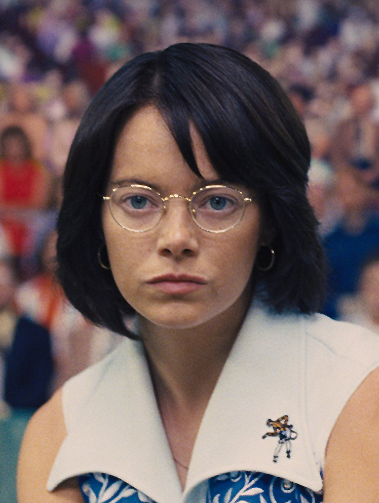 Emma Stone in Battle of the Sexes - Credit IMDB