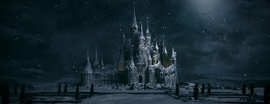 Beauty and the Beast castle - Credit IMDB
