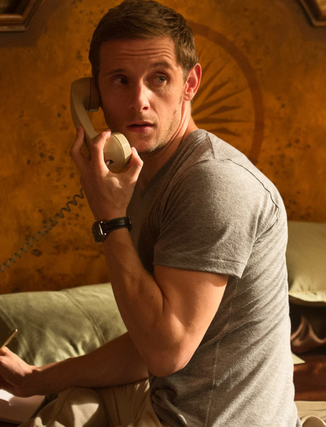 Jamie Bell in Film Stars Don't Die in Liverpool - Credit IMDB