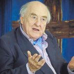 Henry Blofeld's distinctive voice takes you back to the famous Test match grounds