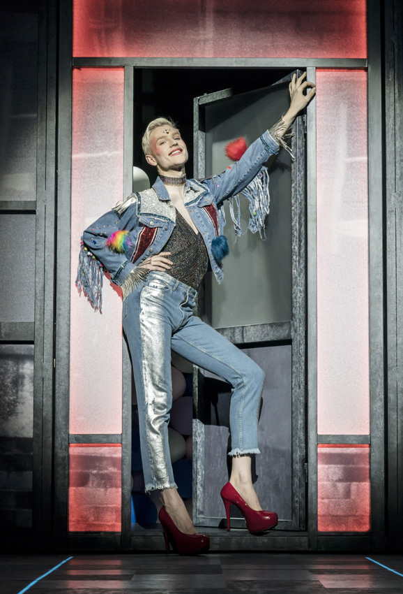 John McCrea in Everybody's Talking About Jamie - Credit Johan Persson
