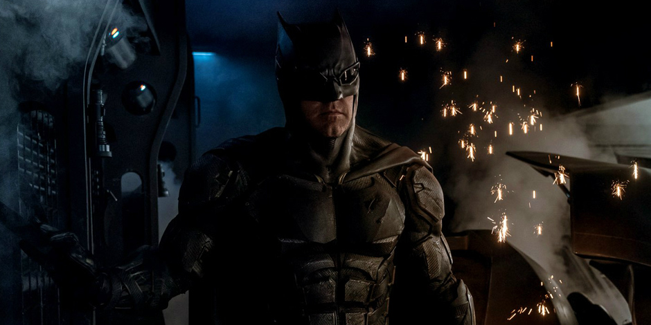 Ben Affleck in Justice League - Credit IMDB