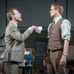 Christian Slater returns to the West End in a play by David Mamet