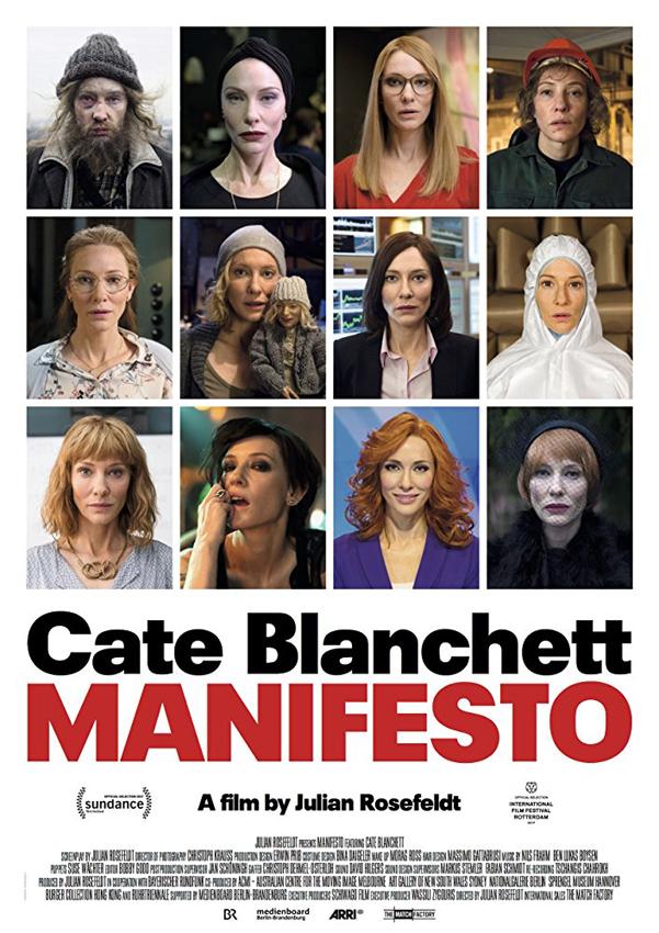 Manifesto - Credit IMDB