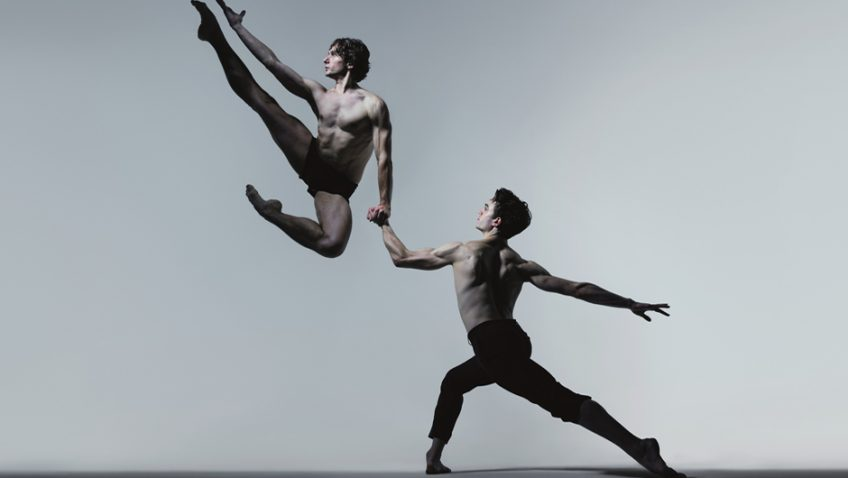 Men in Motion is a showcase for male dancers