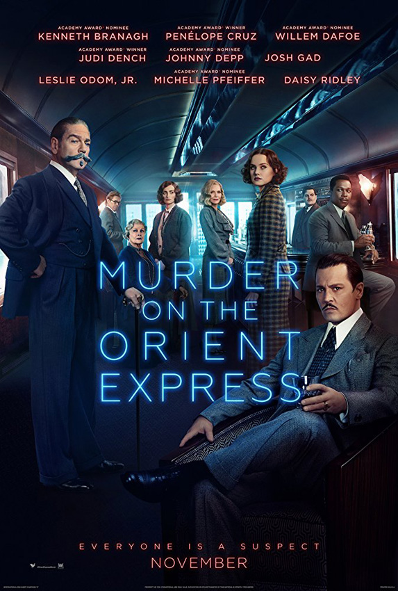 Murder on the Orient Express - Credit IMDB