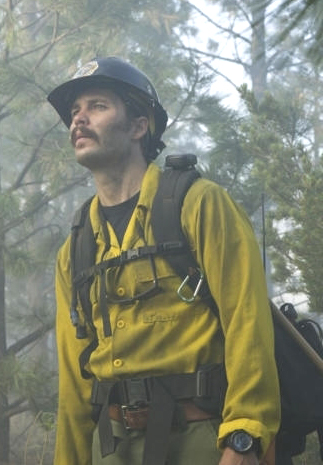 Taylor Kitsch in Only the Brave - Credit IMDB