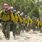 This true story of brave men fighting wildfires lights a late spark