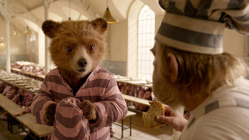 Magic, mystery, marmalade – it takes a bear to catch a thief