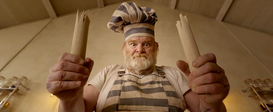 Brendan Gleeson in Paddington 2 - Credit IMDB