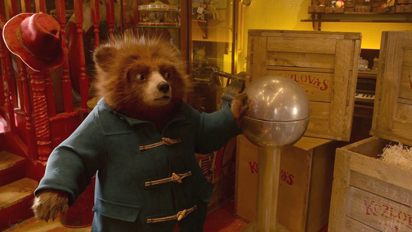 Paddington Bear returns with another wonderful treat for the whole family