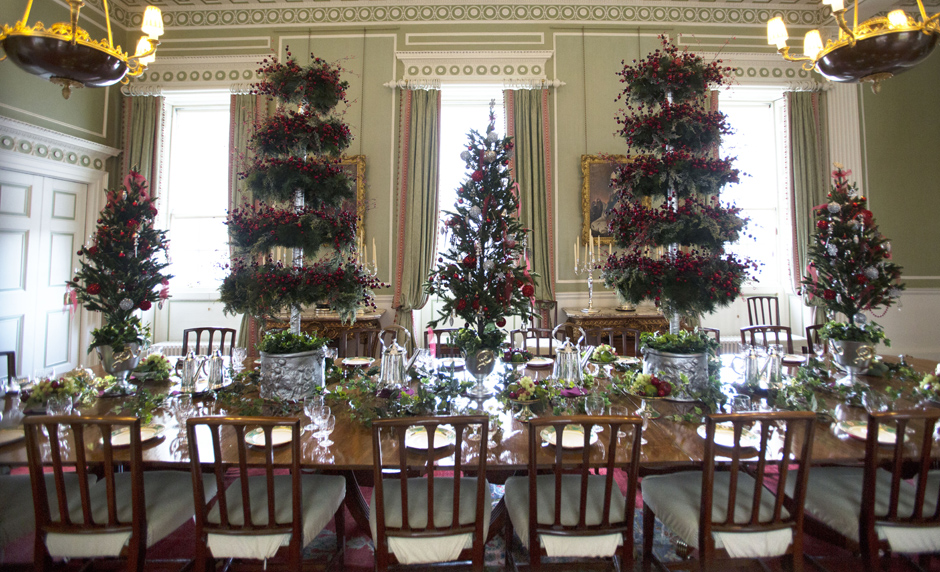 Christmas at Palace of Holyroodhouse