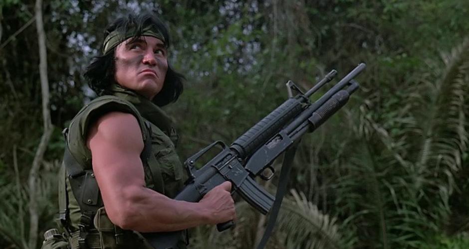 Sonny Landham in Predator - Credit IMDB