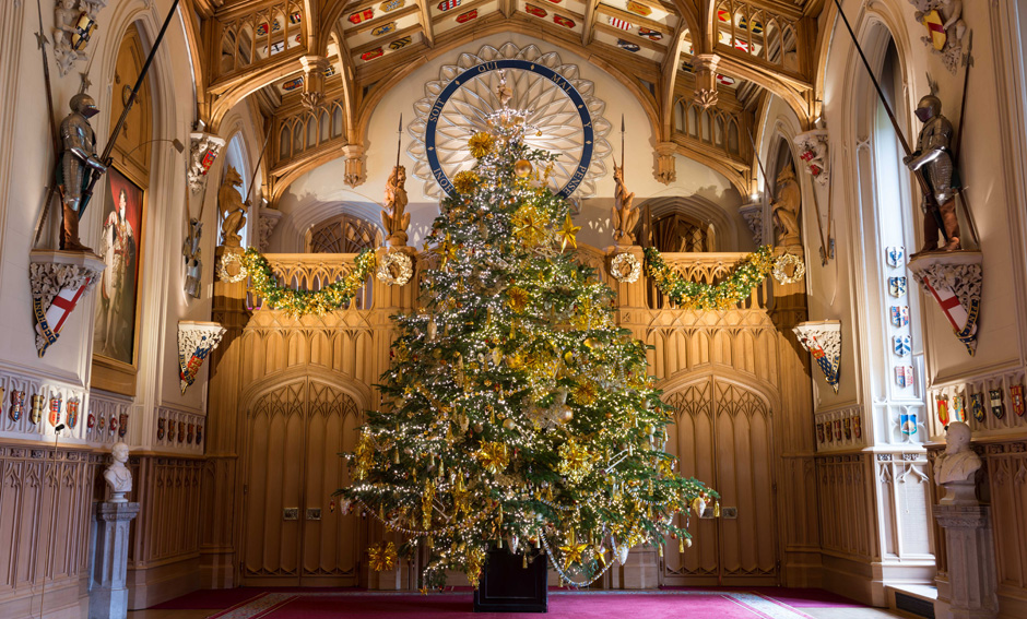 Christmas at Windsor Castle