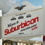 George Clooney's dark comic satire on suburbia is worth a look