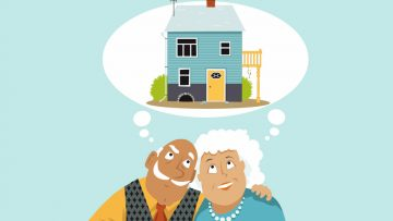 Study shows what kind of retirement housing older people want