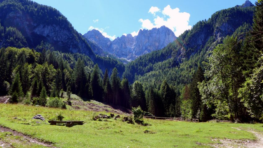 Nigel Heath visits Slovenia for five glorious days of trekking