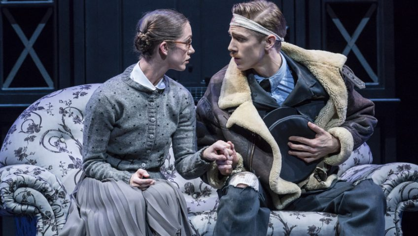 Cinderella doesn't only lose her shoe in Matthew Bourne's version
