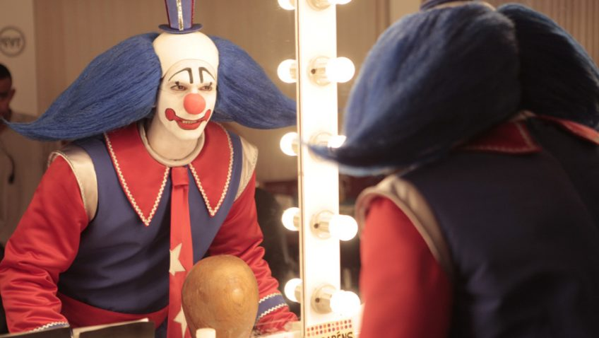 Brazil's Academy Award entry is a biopic of Brazil's Bozo the Clown