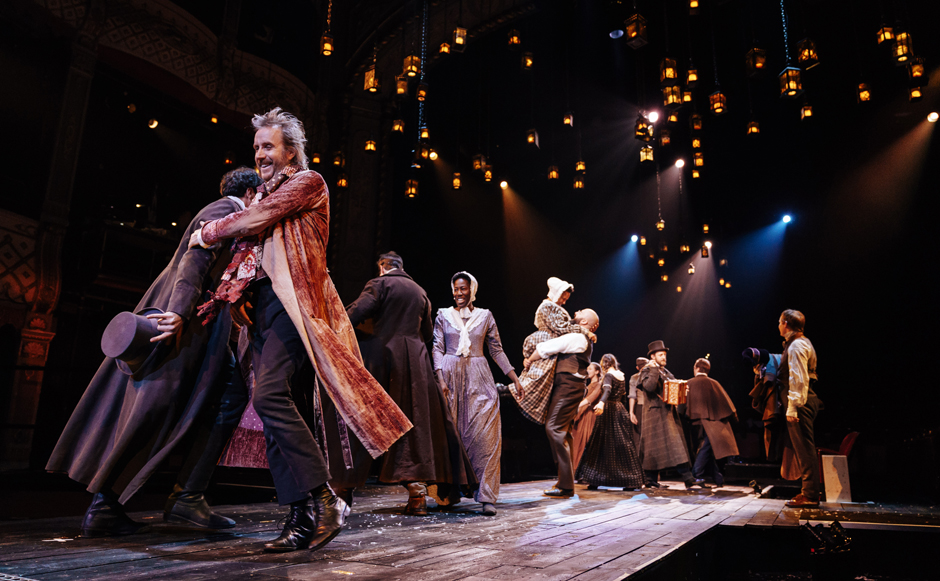 A Christmas Carol - tiding of comfort and joy - don't miss! - Mature Times