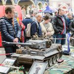 Win a family ticket to the London Model Engineering Exhibition