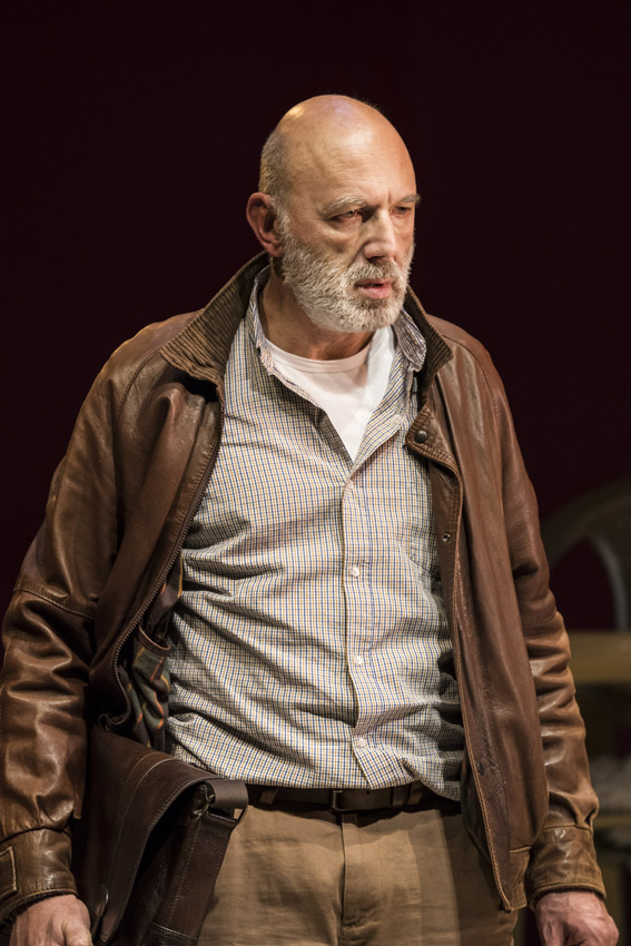 Carlos Chahine in Goats - Credit Johan Persson